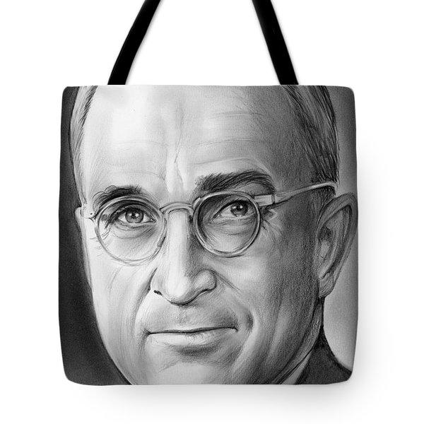 Harry S. Truman Tote Bag