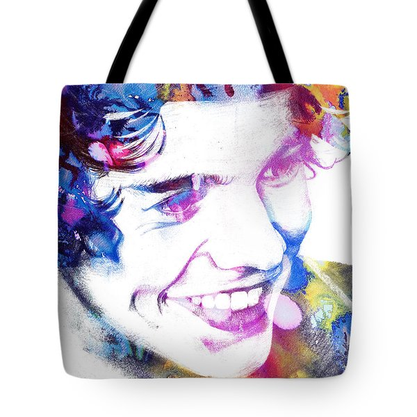 Harry Styles - One Direction Tote Bag
