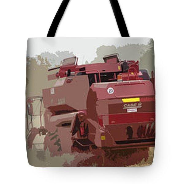 Harvest 4 Tote Bag by Carol Lynch