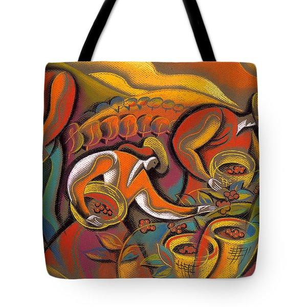 Harvest  Tote Bag by Leon Zernitsky