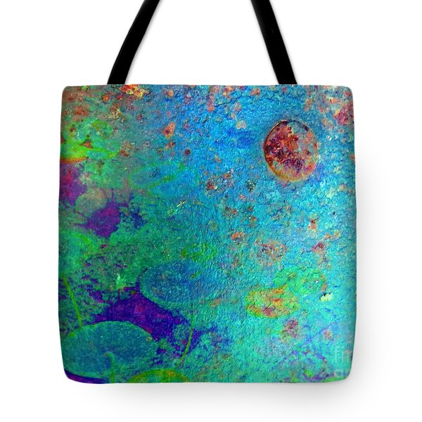 Harvest Moon Tote Bag by Desiree Paquette