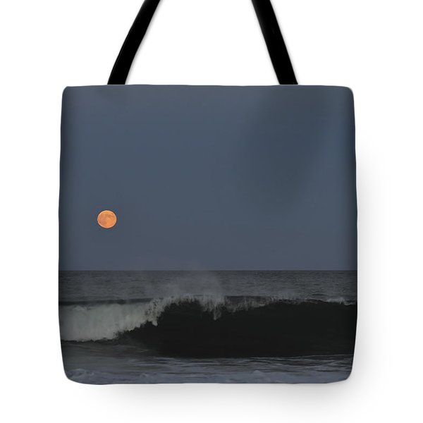 Harvest Moon Seaside Park Nj Tote Bag