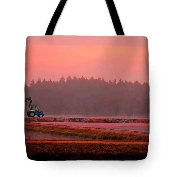 Harvest Morning Tote Bag