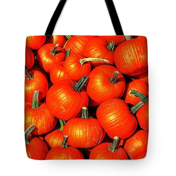Harvest Party Tote Bag by Benjamin Yeager