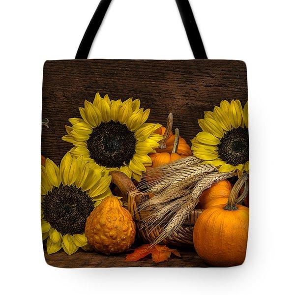 Harvest-time Tote Bag