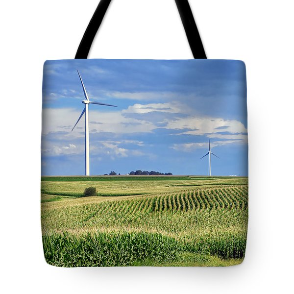 Harvests Tote Bag