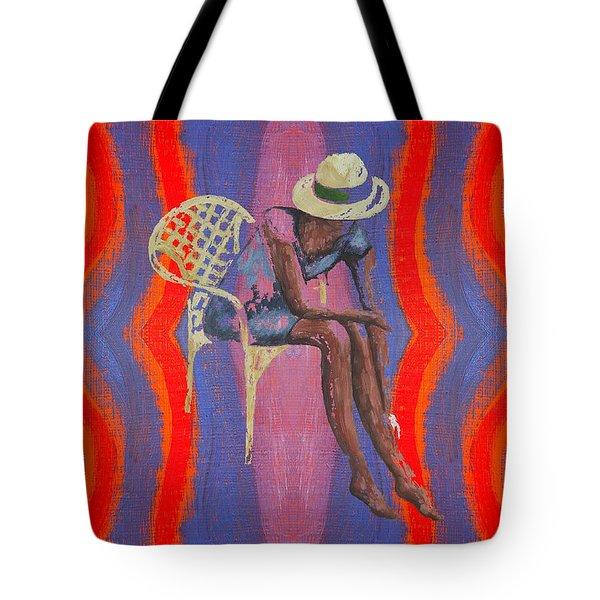 Hat 2 Tote Bag by Patrick J Murphy