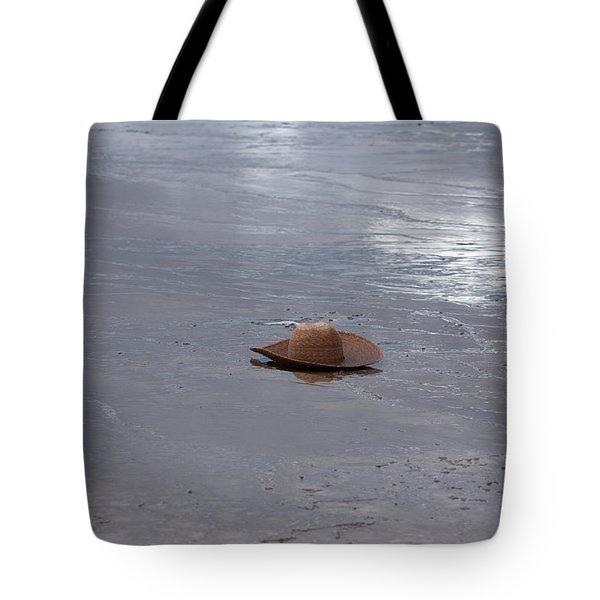 Hat At Grand Prismatic Spring Tote Bag