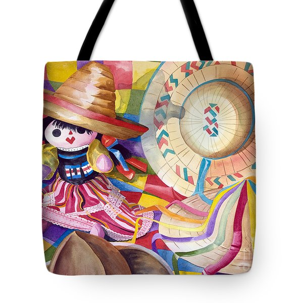 Hat Party IIi Tote Bag