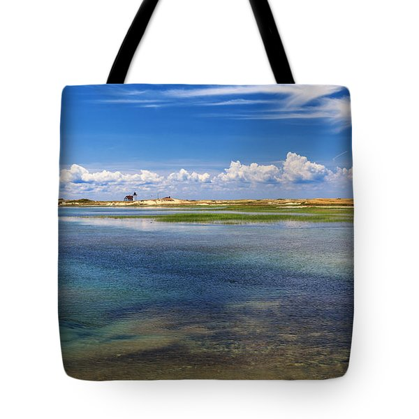 Hatches Harbor Tote Bag by Bill Wakeley