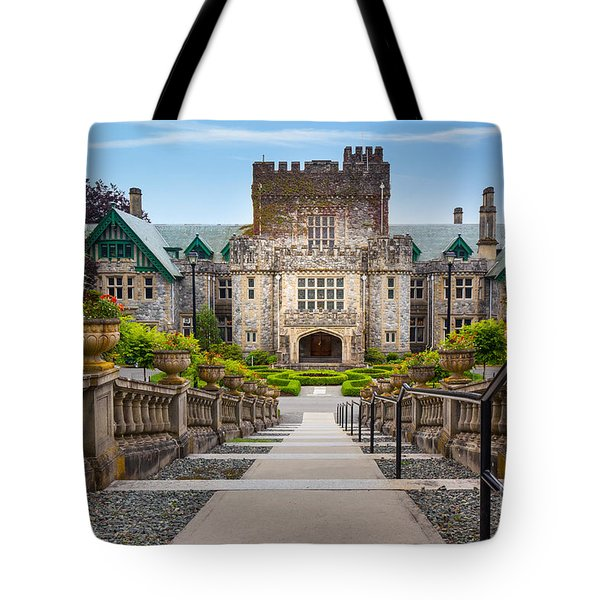 Hatley Castle Tote Bag