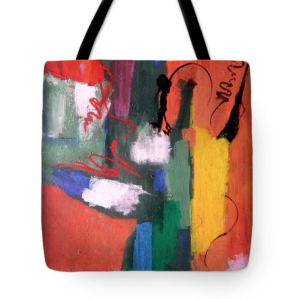 Hats Off To Hans #1 Tote Bag