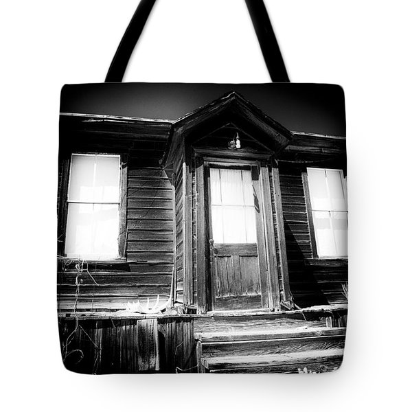 Haunted Tote Bag by Cat Connor