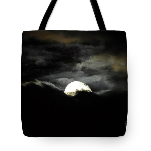 Haunting Horizon Tote Bag