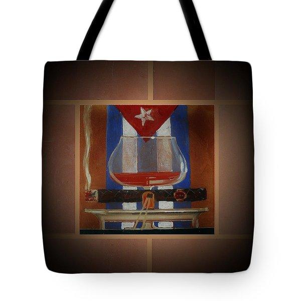 Havana 2 Tote Bag