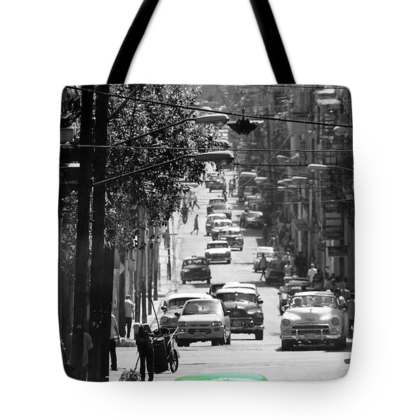 Havana 25c Tote Bag by Andrew Fare