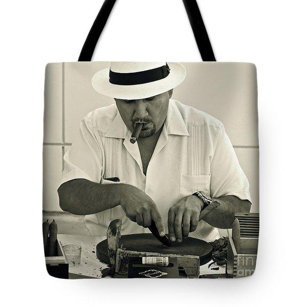 Have A Cigar Tote Bag