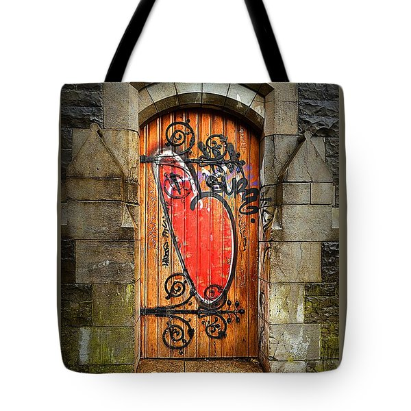 Have A Heart - Don't Desecrate Tote Bag
