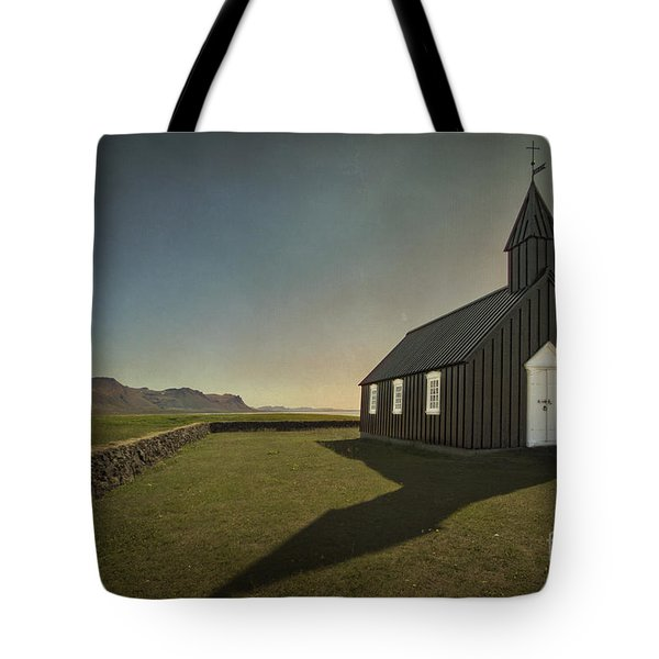 Have A Little Faith Tote Bag by Evelina Kremsdorf