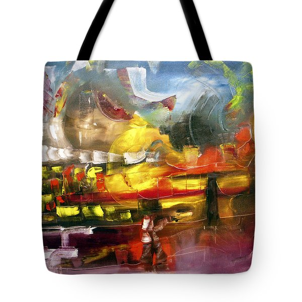 Have And Have Not Tote Bag
