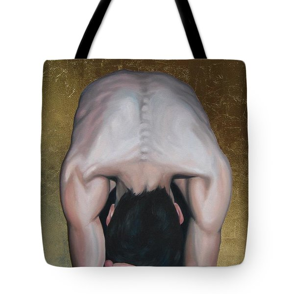 Have Mercy Tote Bag by Jindra Noewi
