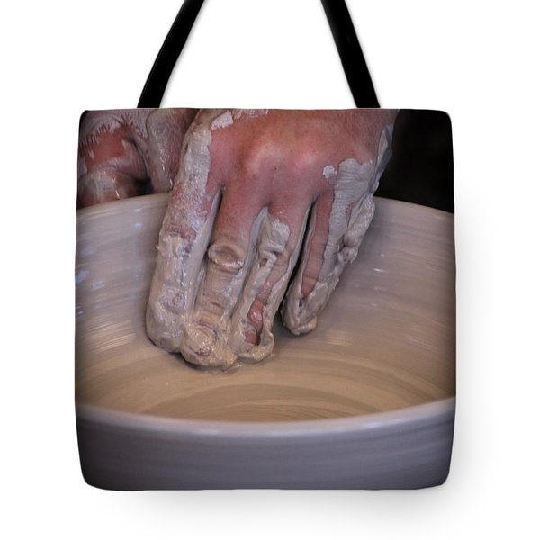The Potter Tote Bag