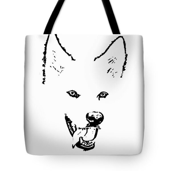 Tote Bag featuring the photograph Have Tongue Will Lick by Robyn Stacey