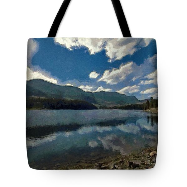 Haviland Lake Tote Bag