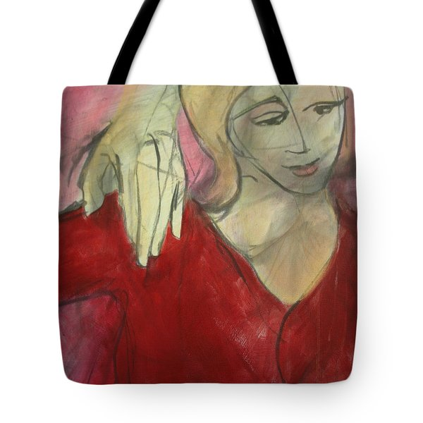 Having Answered  Tote Bag
