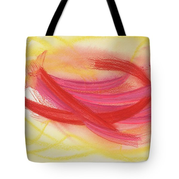Having New Eyes Tote Bag