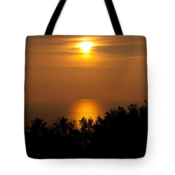 Tote Bag featuring the photograph Hawaiian Dream by Sabine Edrissi