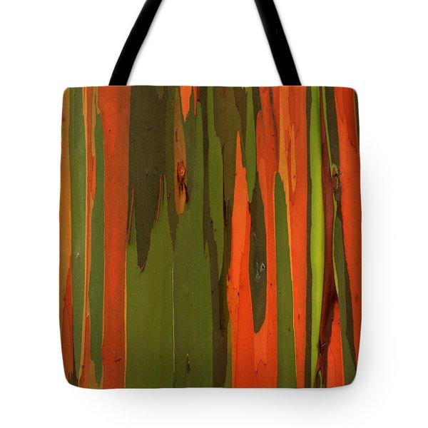 Hawaiian Eucalyptus Tote Bag by James Eddy