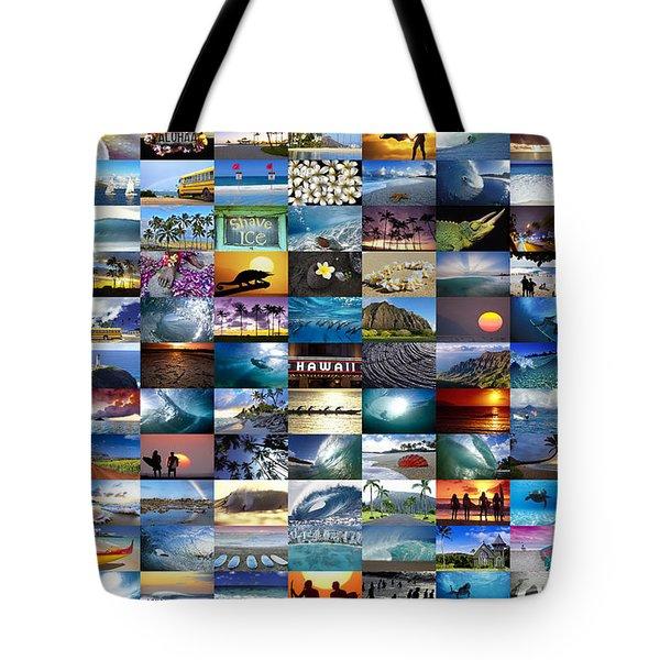 One Hawaiian Mixed Plate Tote Bag