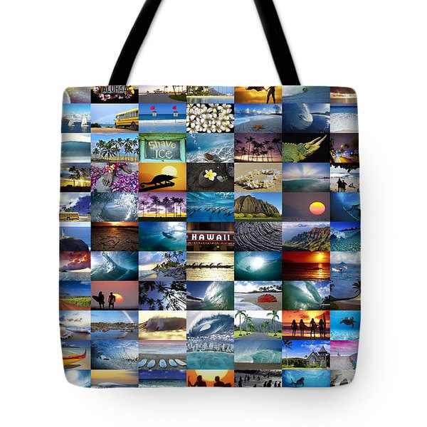 One Hawaiian Mixed Plate Tote Bag