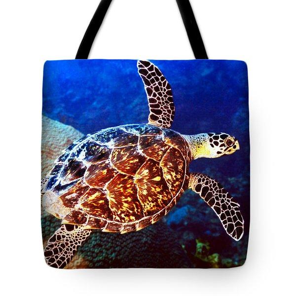 Hawksbill Tote Bag