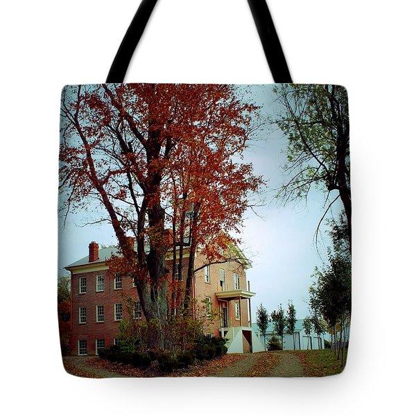 Hayesville Academy Vermillion Institute Tote Bag