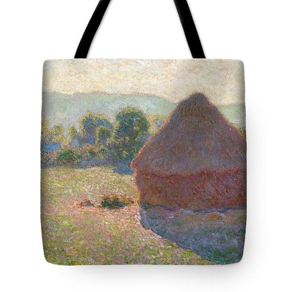 Haystacks Midday Tote Bag