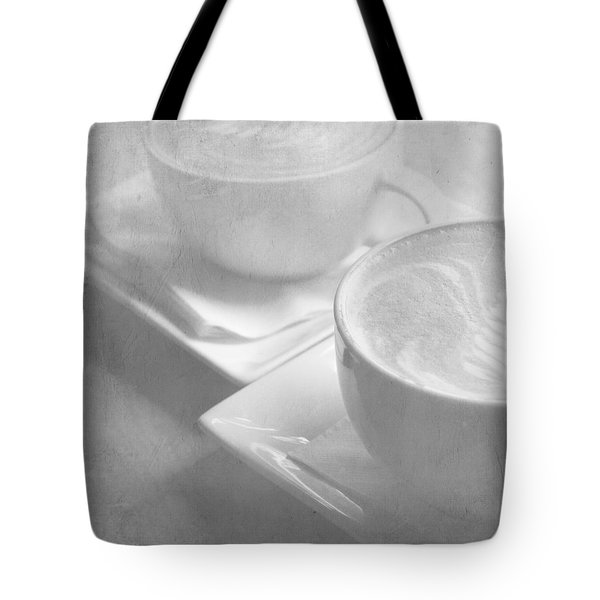 Hazy Morning Moments 2 Tote Bag