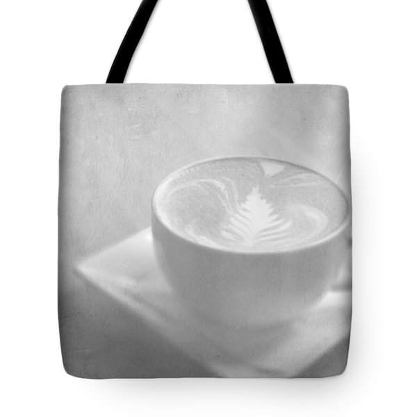 Tote Bag featuring the photograph Hazy Morning Moments by Lisa Parrish