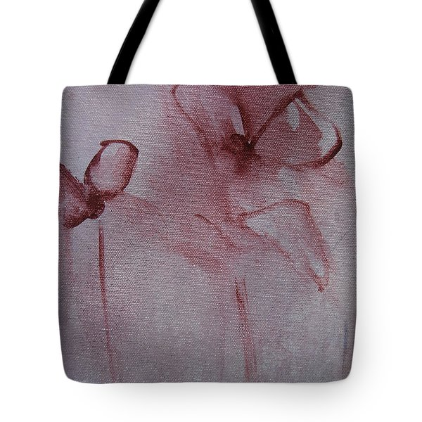 He Loves Me  Tote Bag by Jani Freimann