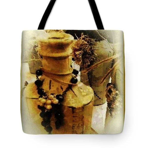 He Turned Water Into Wine Tote Bag