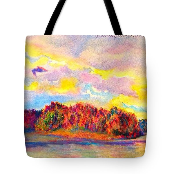 A Perfect Idea Of Freedom And Flight Tote Bag