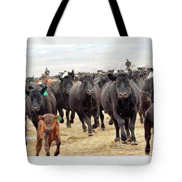 Headed For Branding Tote Bag