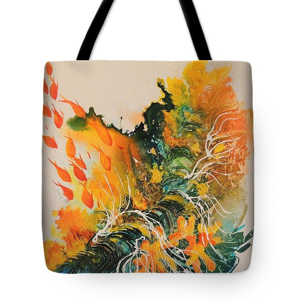Heading Down #2 Tote Bag