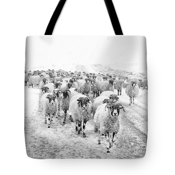Heading For Home Tote Bag