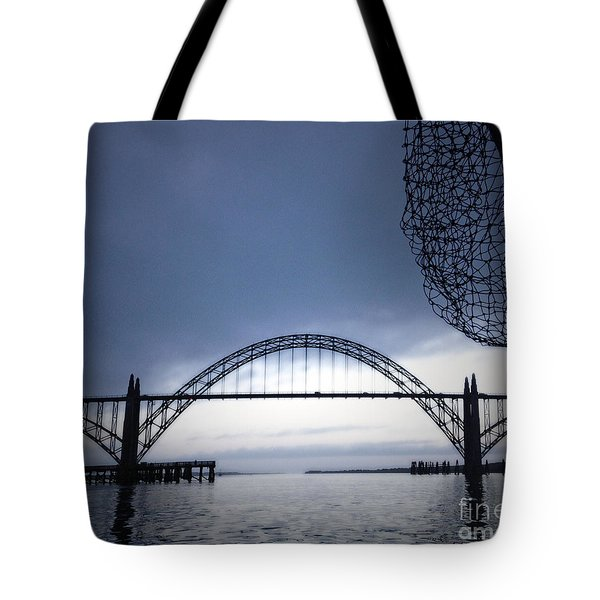 Heading Out Tote Bag by Gwyn Newcombe