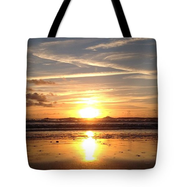 Healing Angel Tote Bag