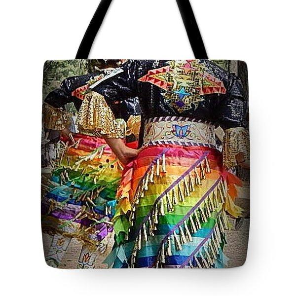 Healing Dress Tote Bag