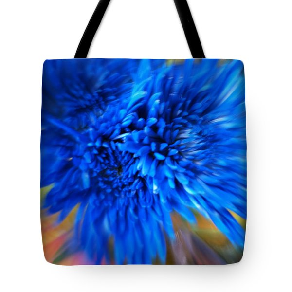 Tote Bag featuring the photograph Healing Of A Flower by Sherri  Of Palm Springs