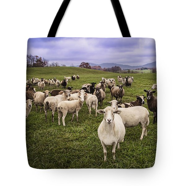 Tote Bag featuring the photograph Hear My Voise by Jaki Miller